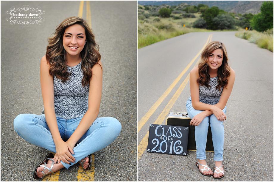 Albuquerque High School Senior Photographer