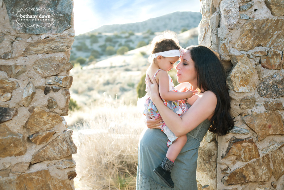 Albuquerque NM Maternity Photographer