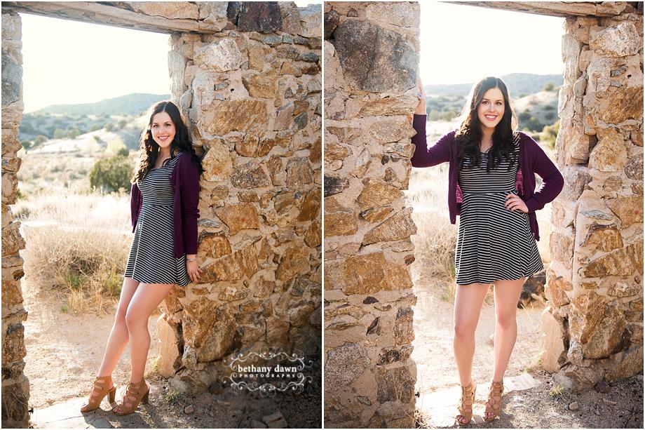 Albuquerque Senior Photos