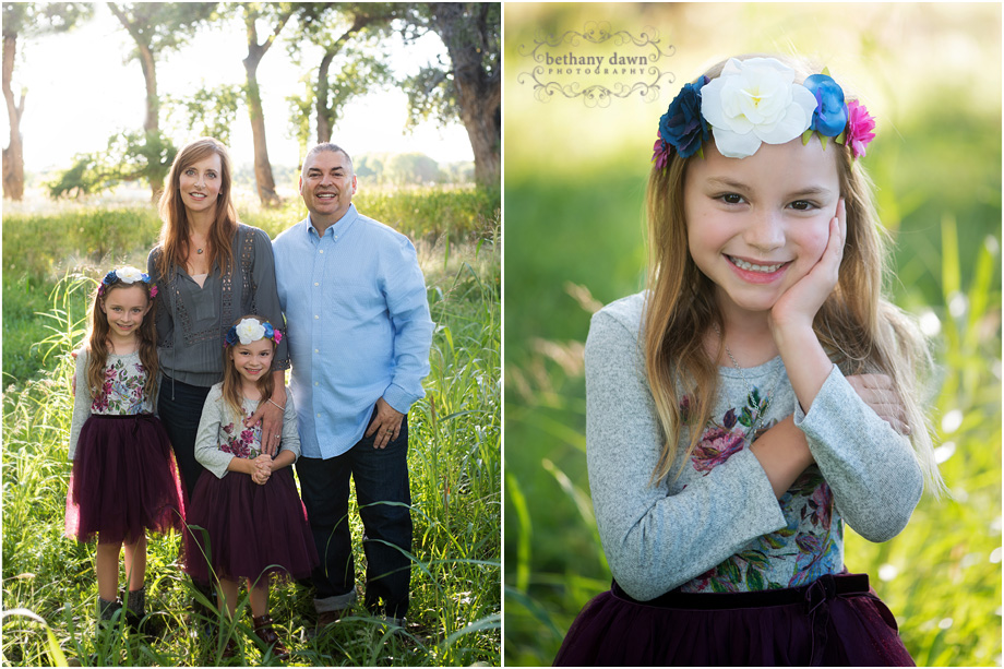 Albuquerque NM Family Photographer